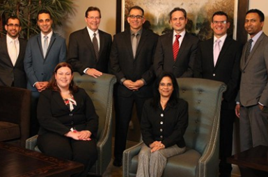 Nephrologists' gift supports KU internal medicine residency they know well